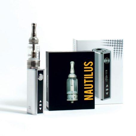 Pack Istick 40W + Clearomiseur Mini Nautilus