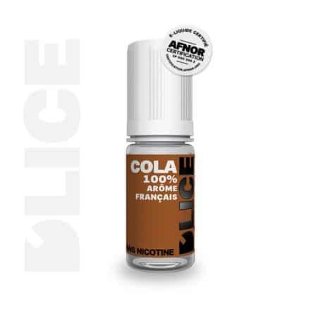 Eliquide Cola D'Lice