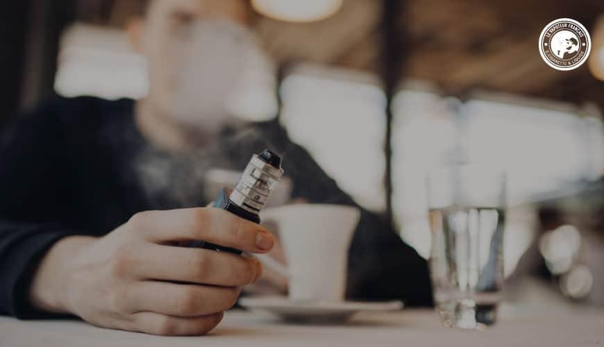 fréquence utilisation cigarette électronique