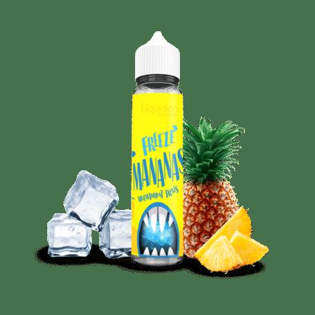 E-Liquide Freeze Mananas liquideo 50ml