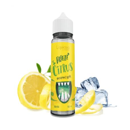 E-Liquide Freeze Citron liquideo 50 ml
